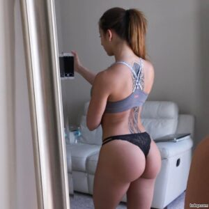 sexy funny girls images repost from sandraprikker – squats with dumbbells workout