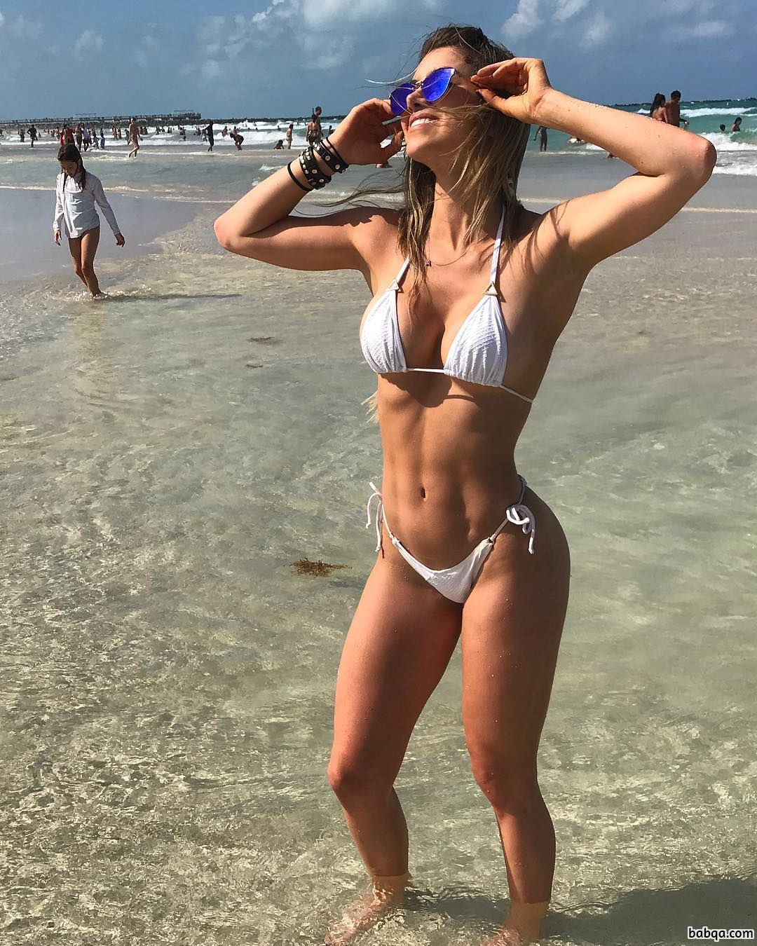 fitness quotes for girls repost from anllela_sagra – ripped fe abs