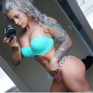 fitness girl tits repost from bossgirlsempire – sexy great hoes