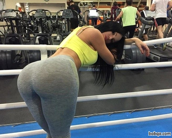 sexy desy girl repost from bossfitnessgirls – daily workout routine for flat stomach