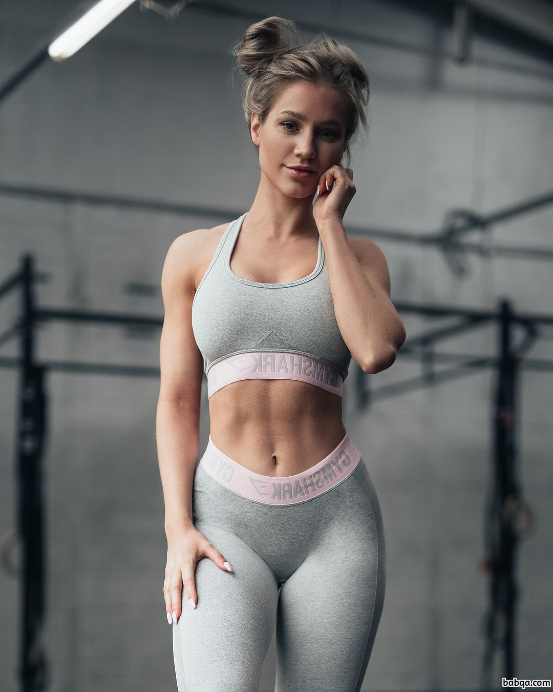 hot fe body image repost from gymsharkwomen – body sculpting workout for beginners