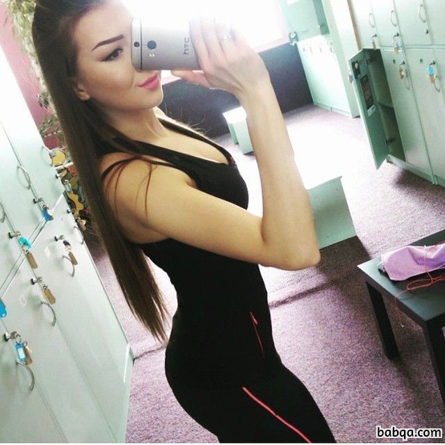 gym exercises for a bigger booty repost from czechfitnessgirls – sexy girl in mask