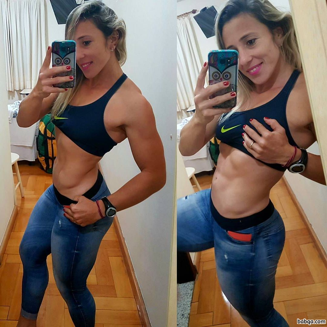 hot famous chicks repost from elainepersonal3l – get my body in shape