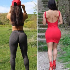 sexy ass in tight repost from femalesphysiques – girl hot tits