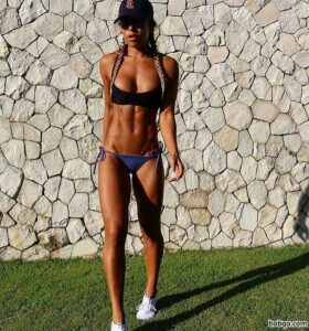 hot girl vedio repost from fitabs – getting toned abs