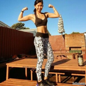 hot girls in lingire repost from fitasiangirls – are squats a good exercise