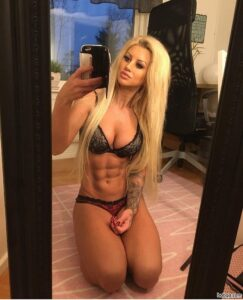 sexy fitness model pics repost from fitnessfreakzonly – sexy girl dancin
