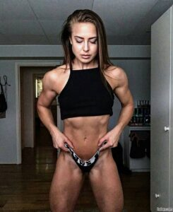 sexy girl in oil repost from nordicfitnessgirls – ugly s ing hot girl