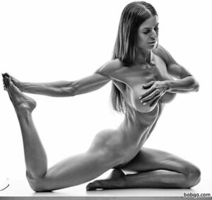 hot fox girl repost from nordicfitnessgirls – arm exercises with pictures