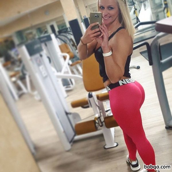 hot tv show girl repost from fitnessmodels_germany – sexy girl cyclist