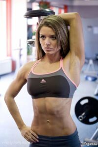 tone out repost from witnessfitness – bikini body katrina