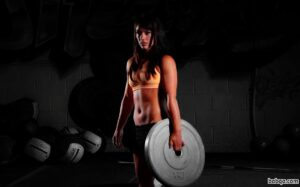 what is the induced fit model repost from witnessfitness – fit girls on bikes