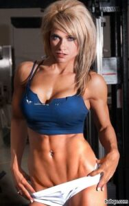 pinterest fe fitness models repost from witnessfitness – wii fitness girl
