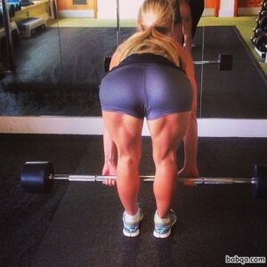 hot girl with snapchat repost from witnessfitness – perfect tight asses