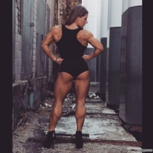 sculpt my body fitness repost from girlsthatcurl – hot girl with a nice ass