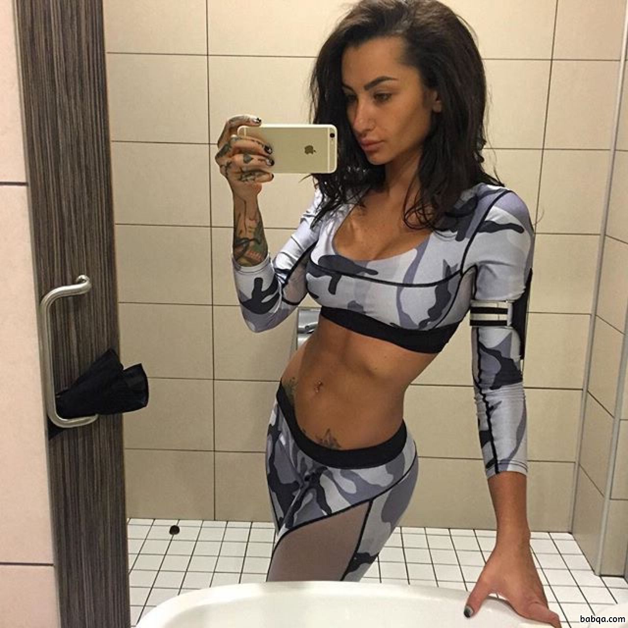 perfection girls repost from womenfitnessmodels – sexy girl with tits