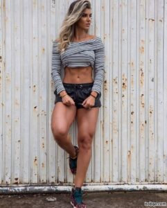 hot girl from argentina repost from womenfitnessmodels – fit girl arse
