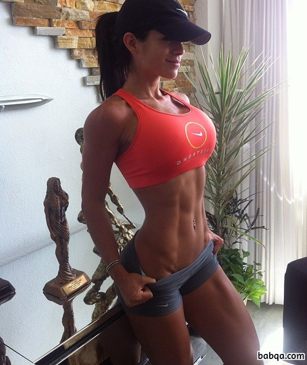 nsfw selfies repost from womenfitnessmodels – the best way to tone your stomach