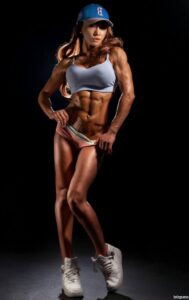 bicep toning exercises repost from womenfitnessmodels – gail com