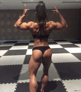 hot normal girl repost from femalefitnessperfection – ass wet