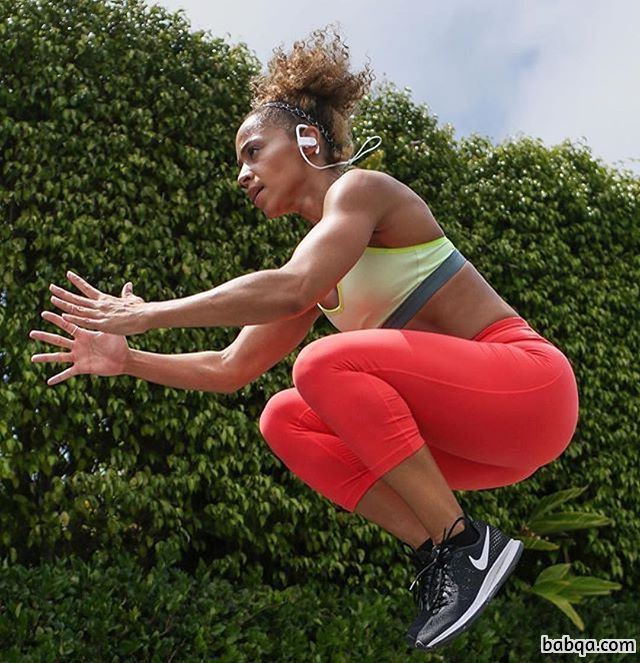 fitness model jobs repost from fit-black-girls – best way to slim down and tone up